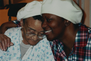Grandmother-and-Granddaughter